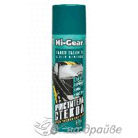 HG5622 500гр Очиститель стекла пенный аэрозоль Hi-Gear