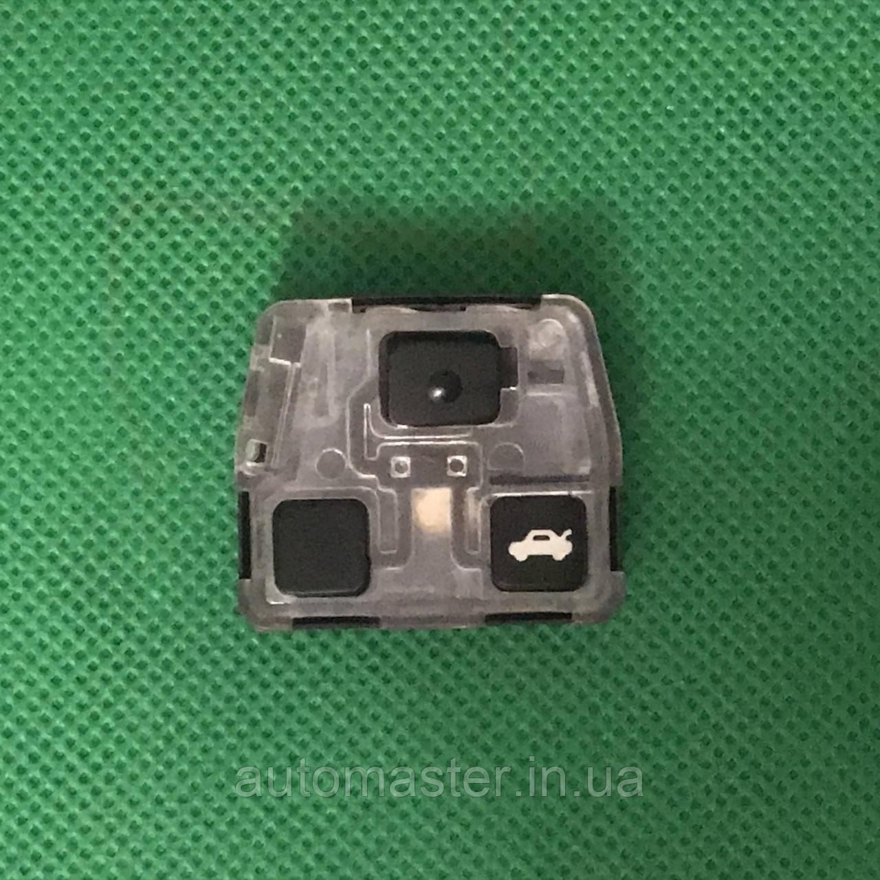 Кнопки корпуса для автоключа TOYOTA (тойота) 2, 3 кнопки