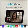 """Amazon Echo Show (2nd Gen) 10"""" Умный дисплей 10,1 дюйма с высоким разрешением и ассистентом Alexa - Charcoal, фото 2"""