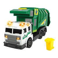 Dickie Toys — Мусоровоз с контейнером Чистый город 3308378, фото 1