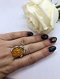 Комплект серебряных украшений Зеркало от Ирида-В, фото 3