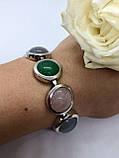 Серебрянный браслет Идеал от Ирида-В, фото 2