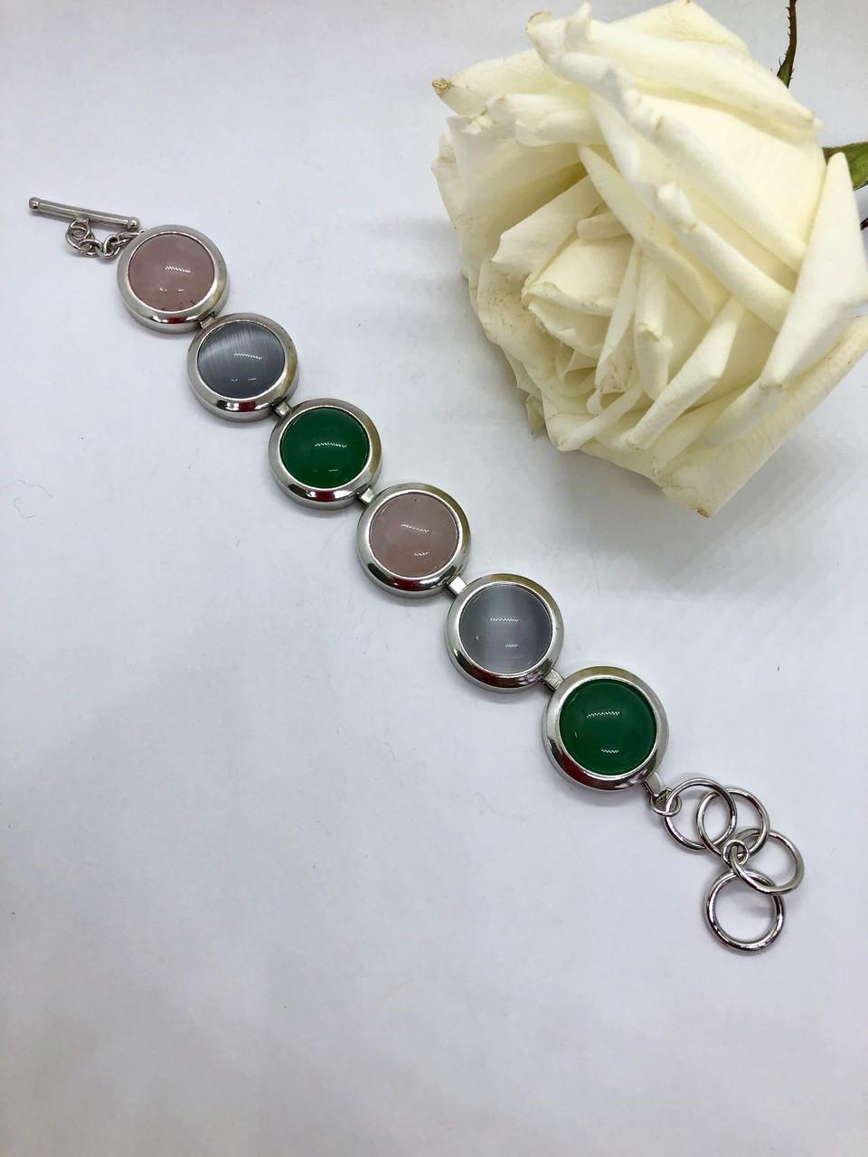 Серебрянный браслет Идеал от Ирида-В