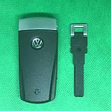 Автомобильный смарт ключ  Фольксваген Volkswagen Passat CC америка 3 кнопки с частотой 315 MHz ID48, фото 2
