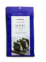 Водорості морські Норі сушені (10 листів), Clearspring, 25 г