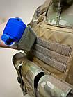 Подсумок для турникета Velcro-P Coyote, фото 3