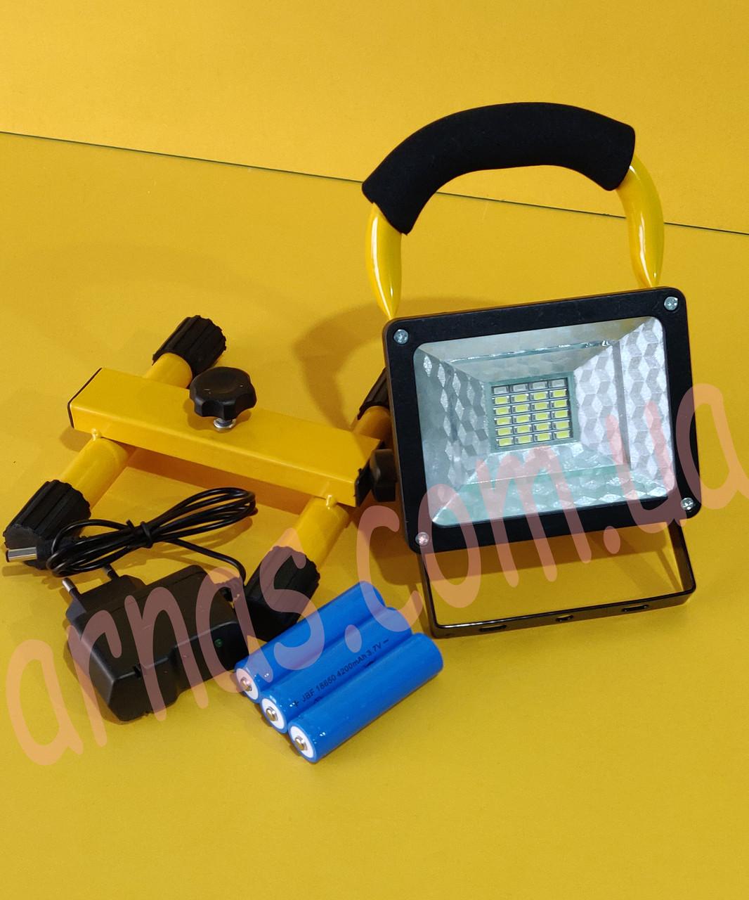 Фонарь-светильник LED Flood Light Outdoor 30W (W804)