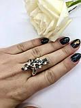 Комплект серебряных украшений Исида от Ирида-В, фото 3