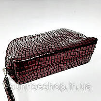 Косметичка кожаная, фото 2