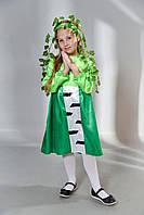 Карнавальный костюм  Береза для девочки 3-8 лет, фото 1