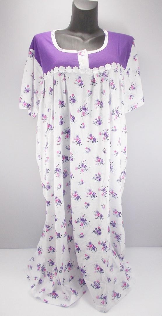 Ночная рубашка хлопок 193/1 р.62-64 (в груди 130 см)