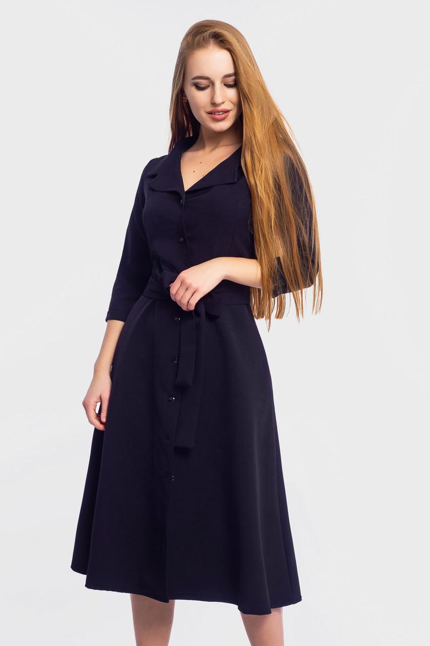 Классическое женское платье Kair, черный
