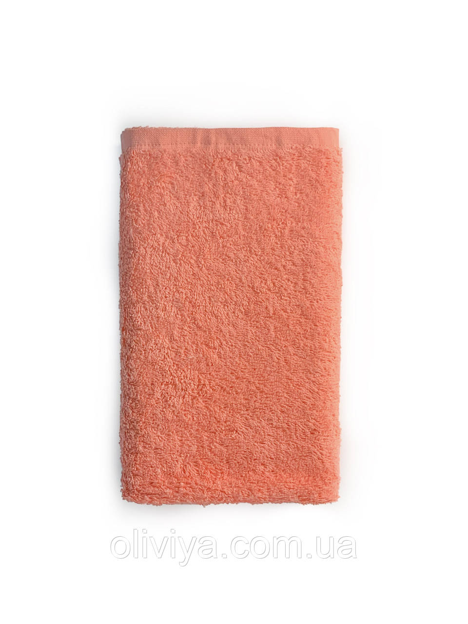 Полотенце для бани и сауны персиковый