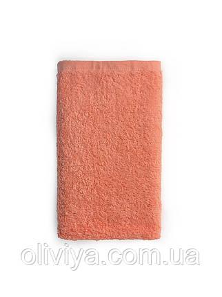 Полотенце для бани и сауны персиковый, фото 2