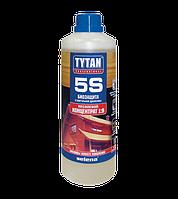 Строительная биозащита для защиты древесины, Tytan 5S зеленый 1 л