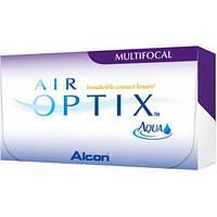 AIR OPTIX AQUA MULTIFOCAL – мультифокальные силикон-гидрогелевые контактные линзы