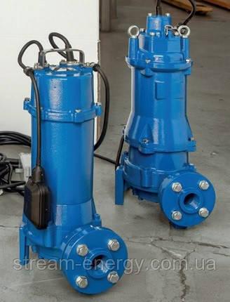 Погружной насос для канализации ECOTRI 200-T