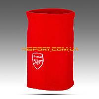 Бафф (горловик) Арсенал красного цвета, фото 1
