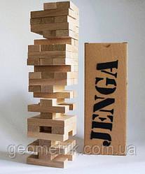 """Настільна гра """"Jenga"""" (крафтовий упаковка)"""