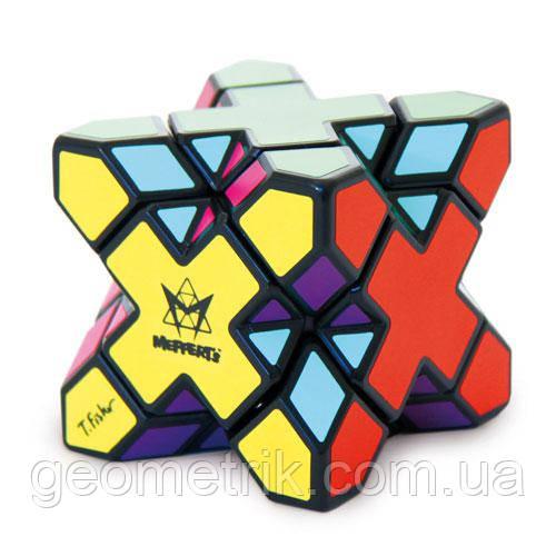 Скьюб Meffert's Skewb Xtreme (Мефферта, уникальные головоломки, развивающая игрушка)
