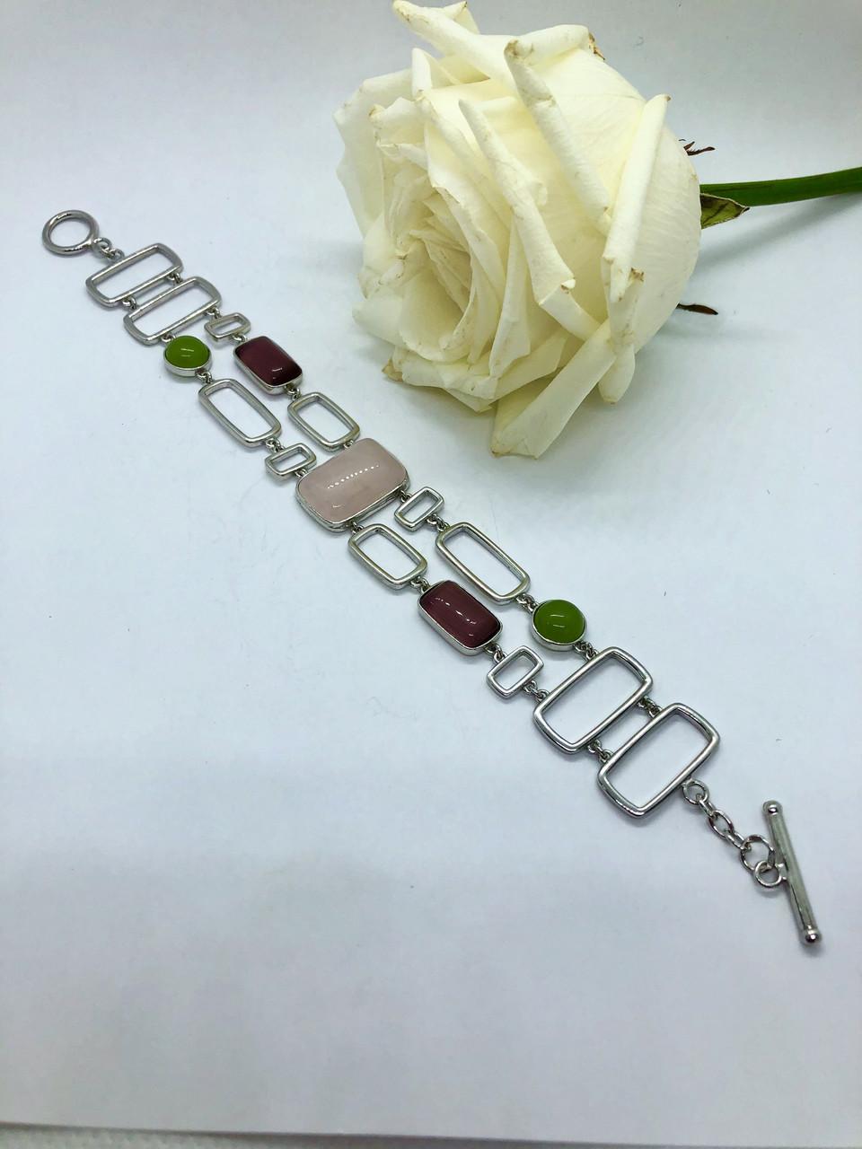 Серебрянный браслет Спирит от Ирида-В