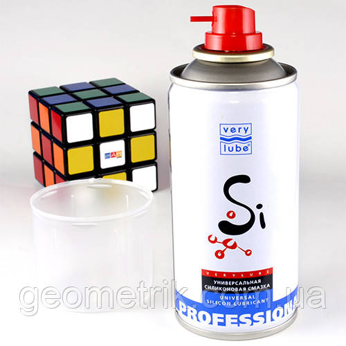 Силіконова змазка для кубика Рубіка 150 мл (Professional)