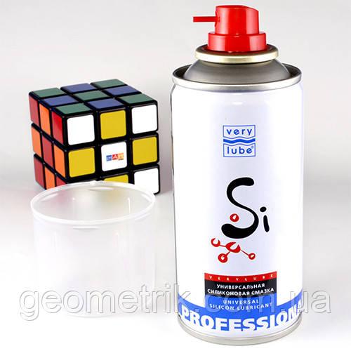 Силиконовая смазка для кубика Рубика 150 мл (Professional)