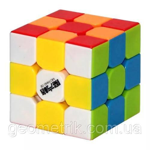 Кубик Рубика 3x3x3 QiYi Thunderclap V2 (Без наклеек)