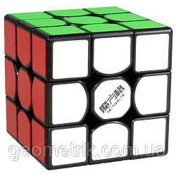 Кубик Рубіка 3x3x3 QiYi Thunderclap V2 (Чорний)