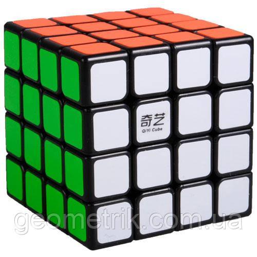 Кубик Рубіка 4x4x4 QiYi QiYuan (Чорний) (головоломка)