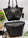 Женская Сумка кросс-боди Модель - 107 Фото реал Материал - PU (экокожа), фото 3