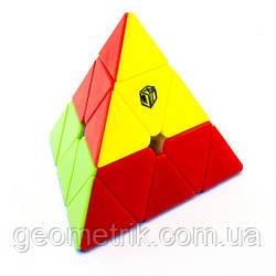 Пирамидка X-man Magnetic Pyraminx (Цветная) Магнитная головоломка