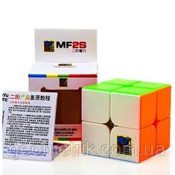 Кубик Рубіка 2x2 MoYu MF2S (Без наклейок)