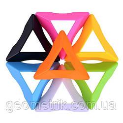 "Підставка під кубик-рубика ""COLOR cube stand"" (головоломка)"