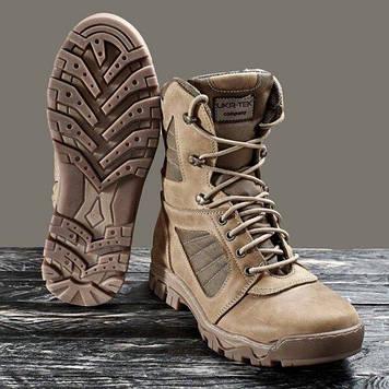 Берці зимові / військова тактична взуття ЛЕГІОН (coyote)