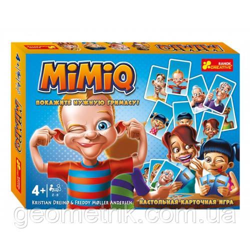 """Настільна гра """"MiMiQ (рос)"""
