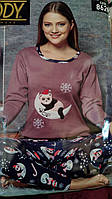 Пижама женская интерлок Mody
