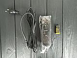 Кольцевая LED лампа светодиодная SLP-G63 диаметр 55см с креплением для трёх телефонов 220В + пульт + штатив, фото 7