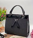 Женская Каркасная сумка Модель - 06-16 Фото реал Материал - PU (экокожа), фото 4