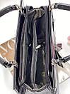 Женская Каркасная сумка Модель - 06-16 Фото реал Материал - PU (экокожа), фото 6