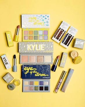 Подарочный набор Kylie синий, фото 2