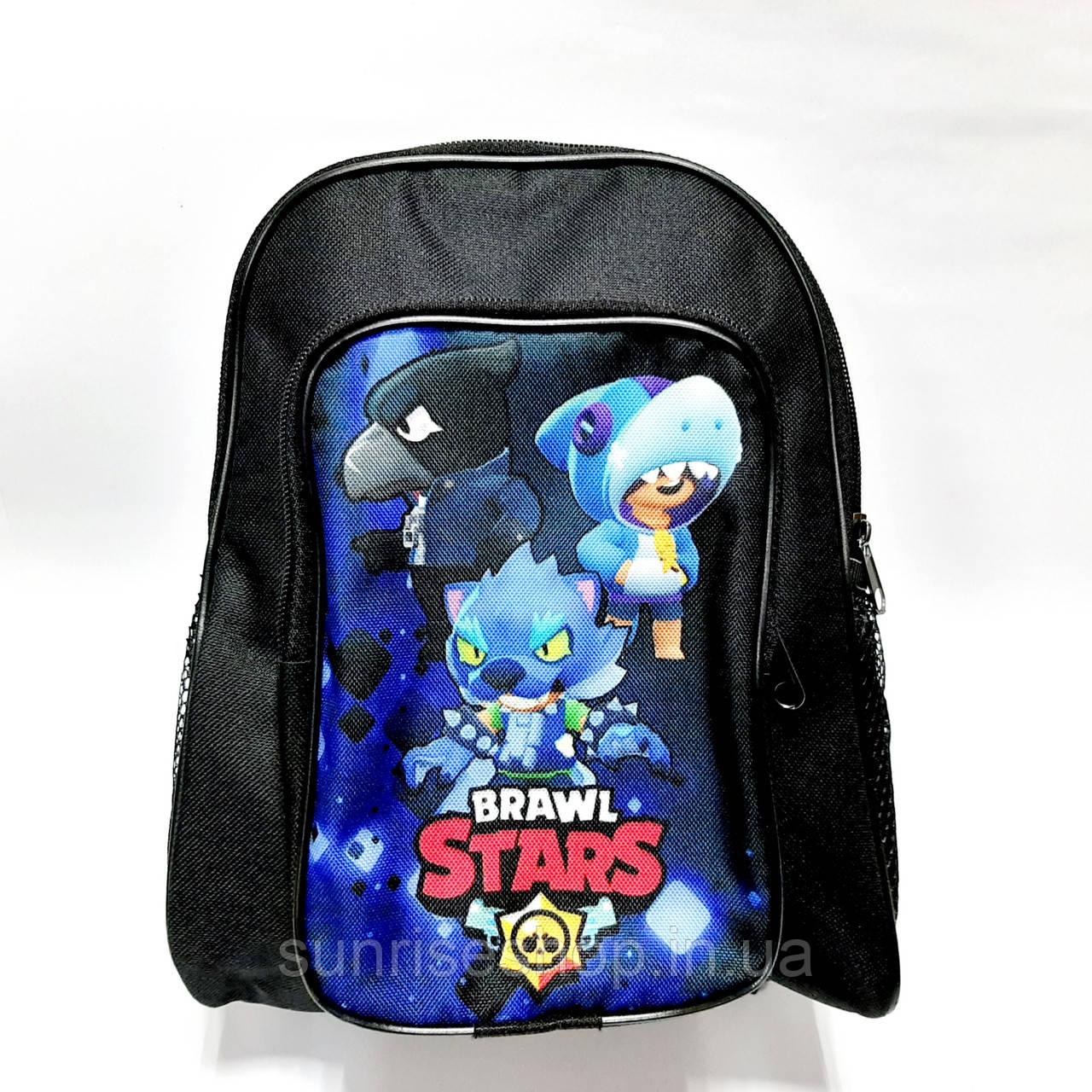 Рюкзак детский для мальчика Brawl Stars