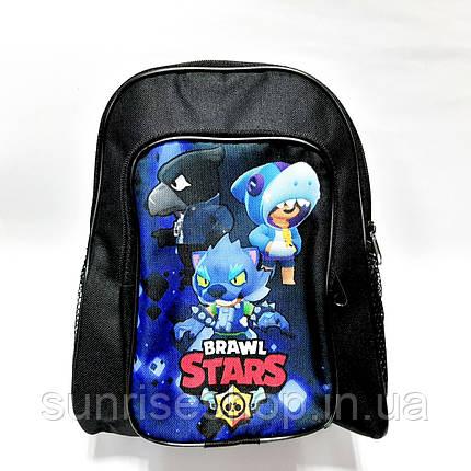 Рюкзак детский для мальчика Brawl Stars, фото 2