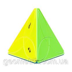 Пирамидка Рубика Clover Pyraminx (QiYi) (без наклеек)