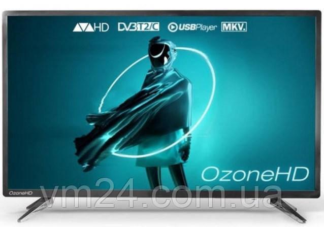 Телевізор OzoneHD 19HN82T2  Тюнери: DVB-T2 -32 канали