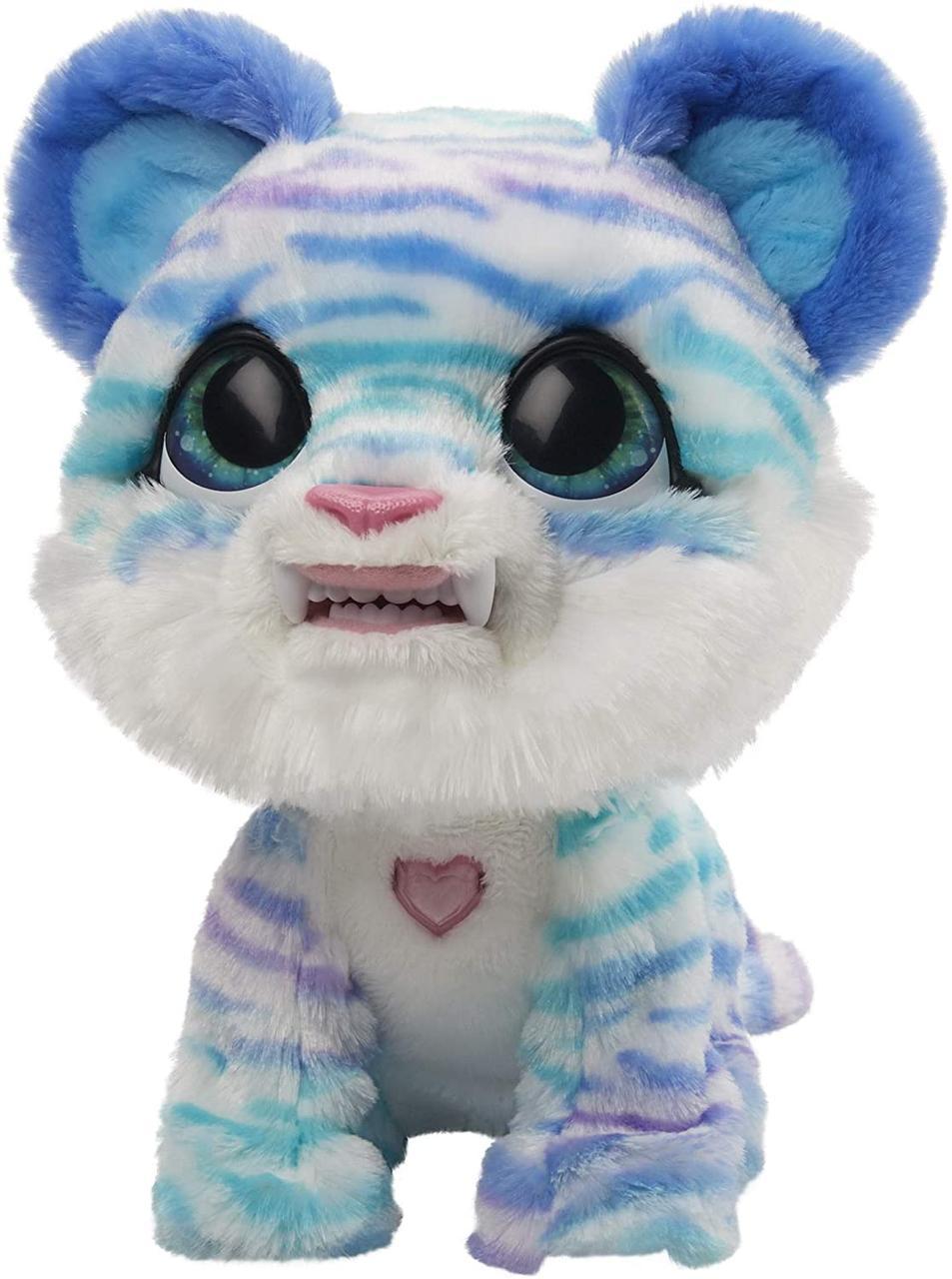 Интерактивный Саблезубый тигренок Норт furReal North The Sabertooth Kitty Interactive Plush Pet Toy