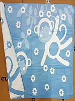 Детское хлопковое плед-одеяло 100х120 (TM Zeron) Турция