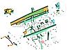 374650 Гайка М24х2 стремянки передней рессоры МАЗ 5440, 6430 ЕВРО (пр-во МАЗ) 516-2912416, фото 4