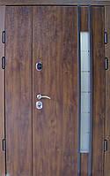 Входные двери Redfort Авеню 2 створки с/п Эталон (улица)