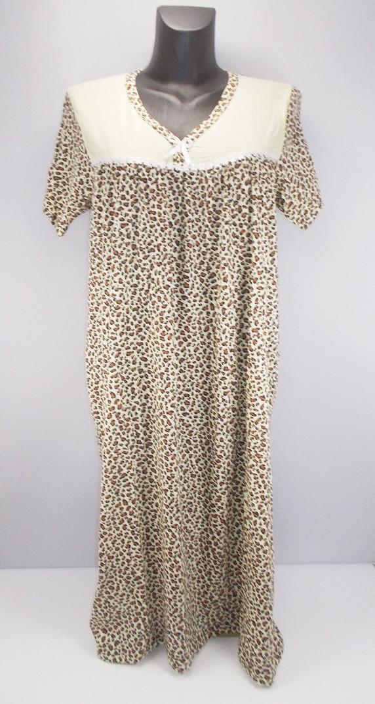 Ночная сорочка Узбекистан хлопок размер 54-56